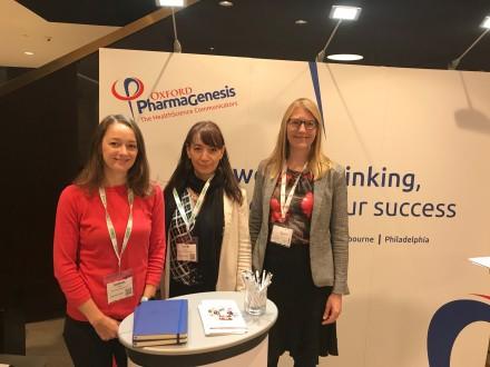 Oxford PharmaGenesis at World Orphan Drug Congress 2019