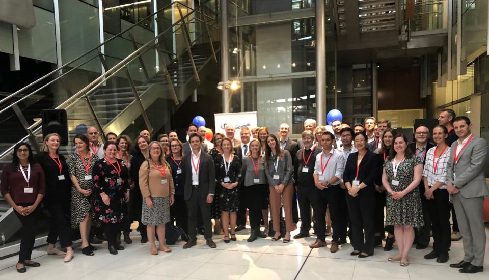 Oxford PharmaGenesis launches regional office in Melbourne, Australia